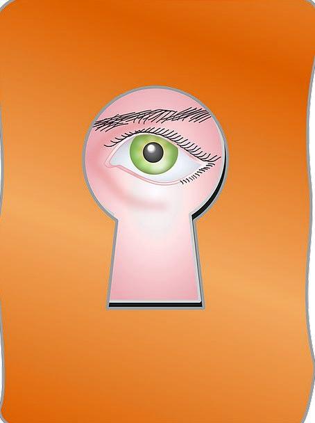 Peek Look Timepiece Eye Judgment Watch Key Importa