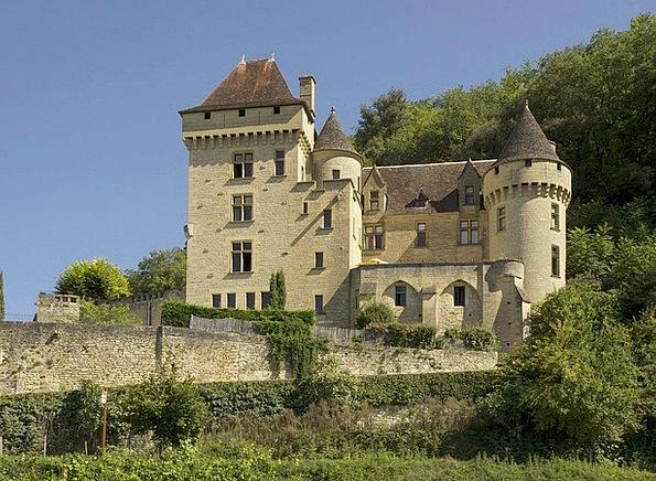 Middle Ages Buildings Architecture Castle Fortress