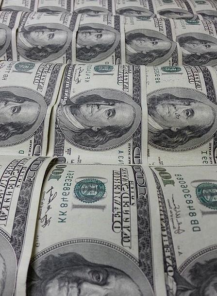 Money Cash Finance Bucks Business Currency Dollars