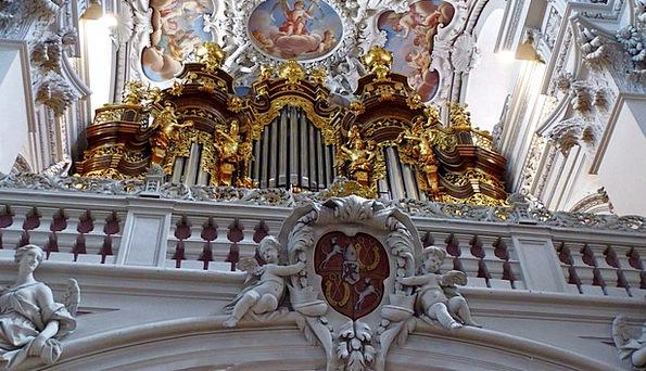 Organ Whistle Structure Church Ecclesiastical Orga