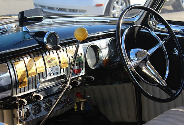 Chevrolet Arena Dashboard Console Cockpit Classic