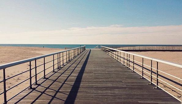 Pier Dock Vacation Marine Travel Beach Seashore Oc