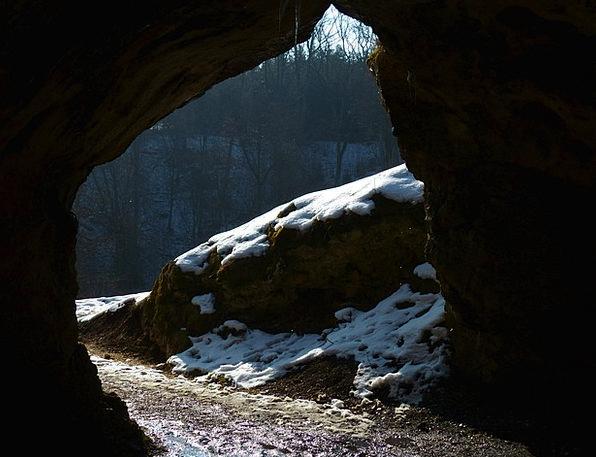 Bird Stove Cave Cavern Caves Portal Cave Swabian A