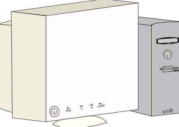 Cpu Box Communication Processor Computer Tower Bar