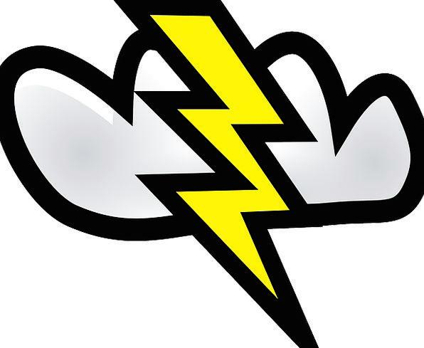 Thunderbolt Thunderclap Fast Cloud Mist Lightning