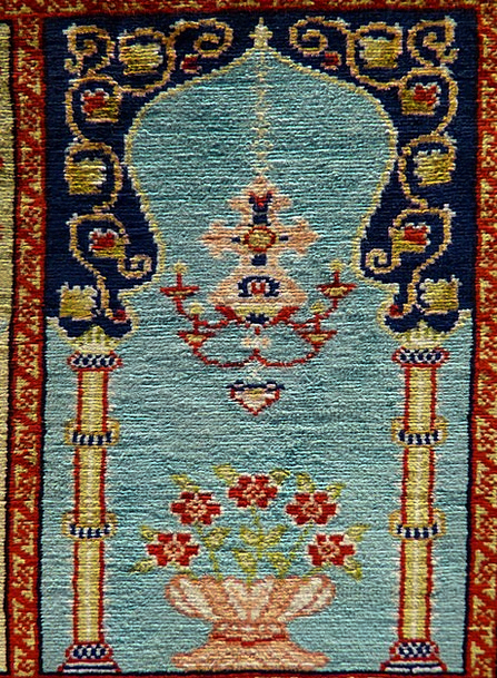Carpet Rug Craft Related Industry Silk Linked Pict