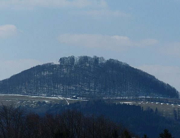 Hohenstaufen Landscapes Nature Kaiserberg Witness
