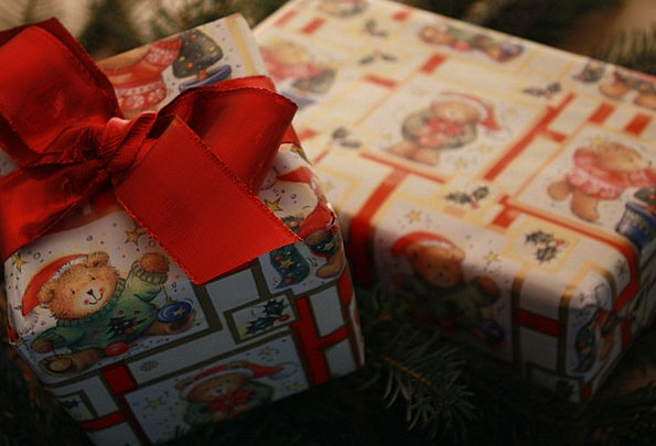 Gift Talent Complete Christmas Made Wrapping Paper