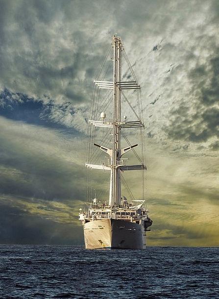Sailing Vessel Vacation Vessel Travel Battleship S