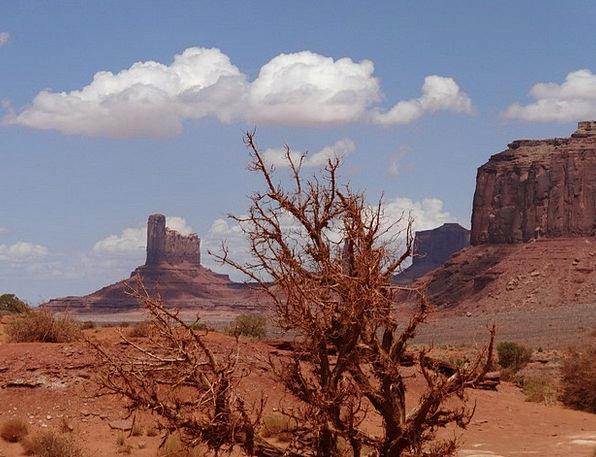 Monument Valley Arizona Southwest Usa