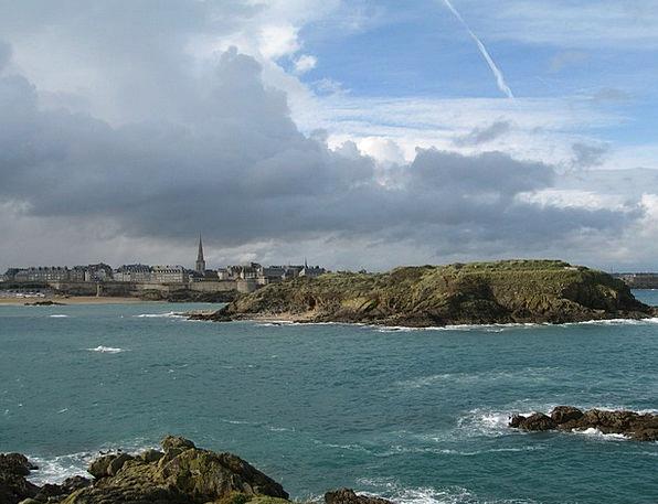 Saint Malo Brittany Emerald Coast Route Du Rhum