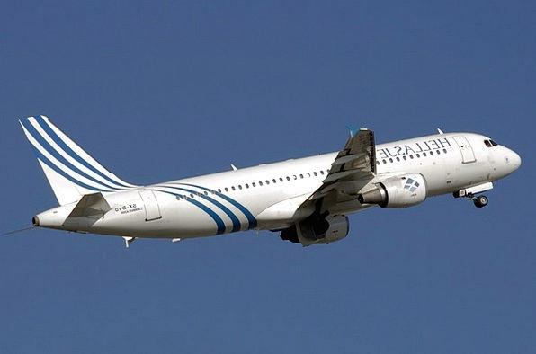 Jet Traffic Flat Transportation Airbus Plane Fligh