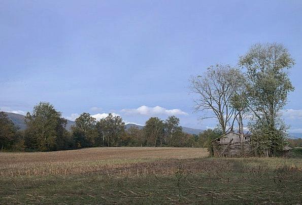 Scenery Set Landscapes Rural Nature Landscape Rust