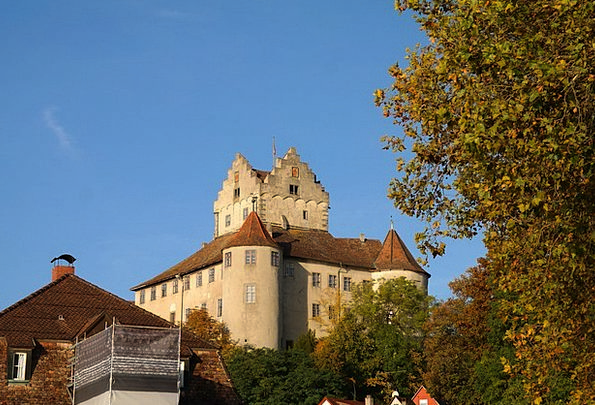 Burg Meersburg Buildings Architecture Old Castle M