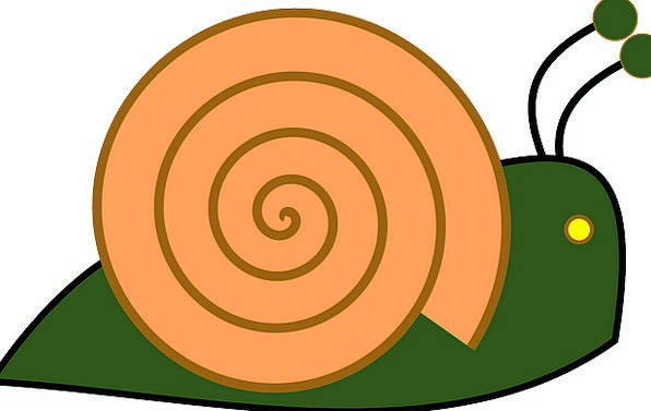 Snail Bomb Slow Sluggish Shell Free Vector Graphic