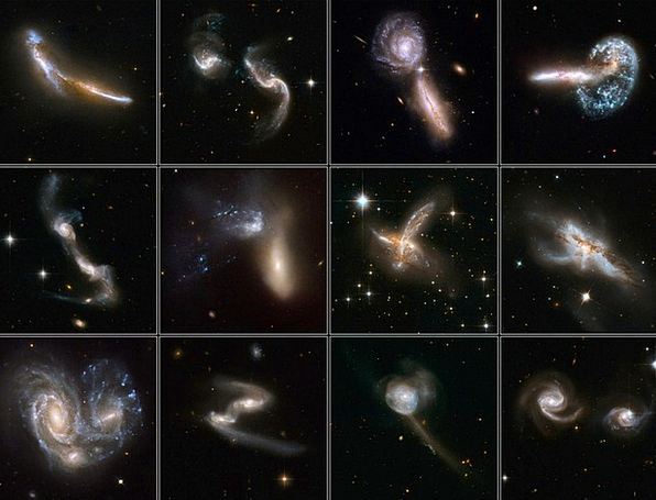 Galaxy Types Different Galaxies Types Of Galaxies