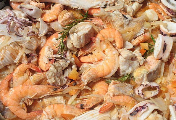 Seafood Drink Food Mediterranean Cuisine Shrimp Fo