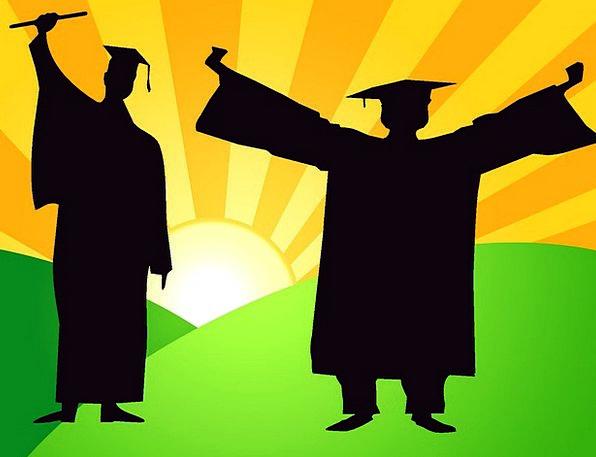 Graduation Advancement Student Scholar Grad Gradua