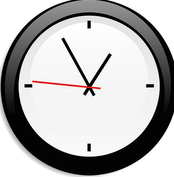 Clock Timepiece Regulator Ticking Marking Timer Ha