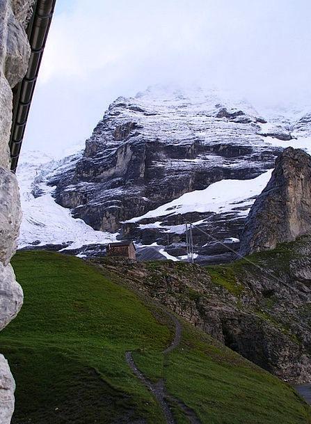 Eiger Landscapes Track Nature Grindelwald Trail Ei