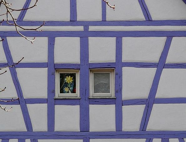 Fachwerkhaus Buildings Bind Architecture Building