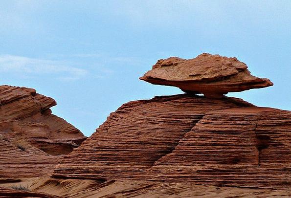 Balanced Stable Landscapes Bloodshot Nature Rock P