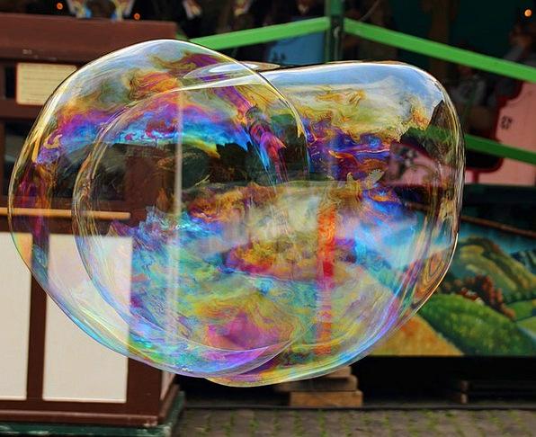 Soap Bubble Giant Bubble Soap Bubbles Stock Exchan