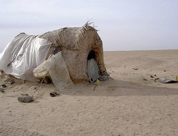 Hut Shed Reward Nomad Wanderer Desert Blank Outrig