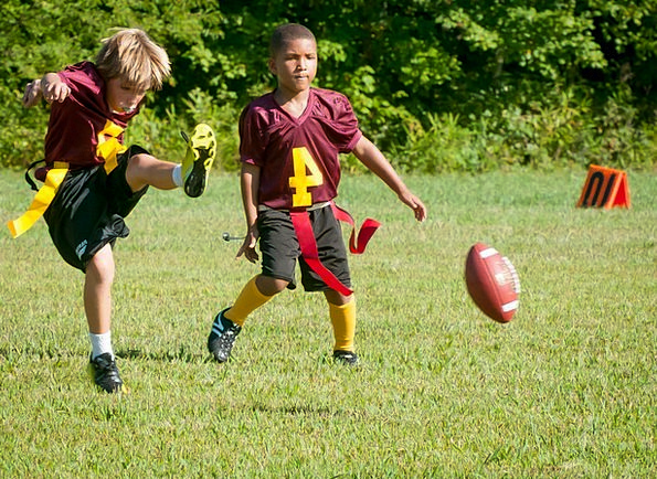 Flag Football Flag Standard Football Team Sport Di