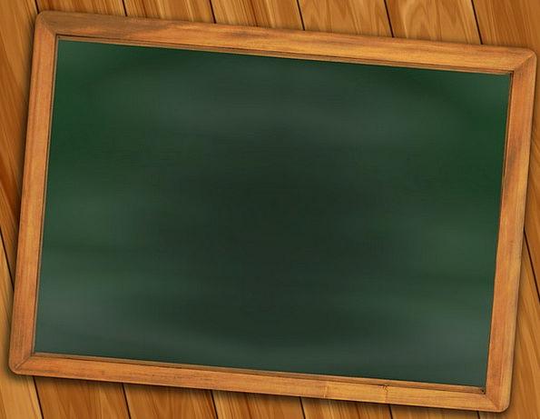 Plate Bowl University Blackboard Board School Read