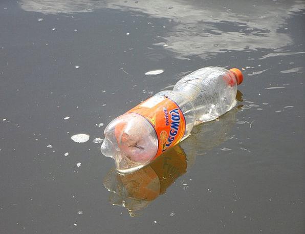 Pollution Contamination Trash Thrown Away Garbage