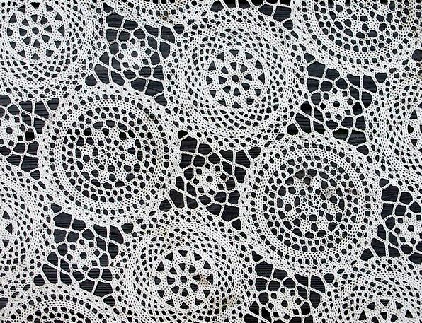 Crochet Flesh Thread Yarn Tissue Age Stage Textile
