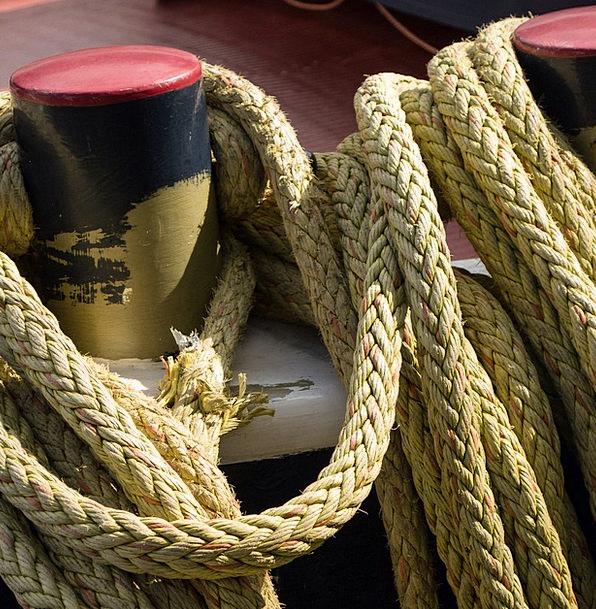 Ropes Riggings Ship Taping Recording Boat Maritime