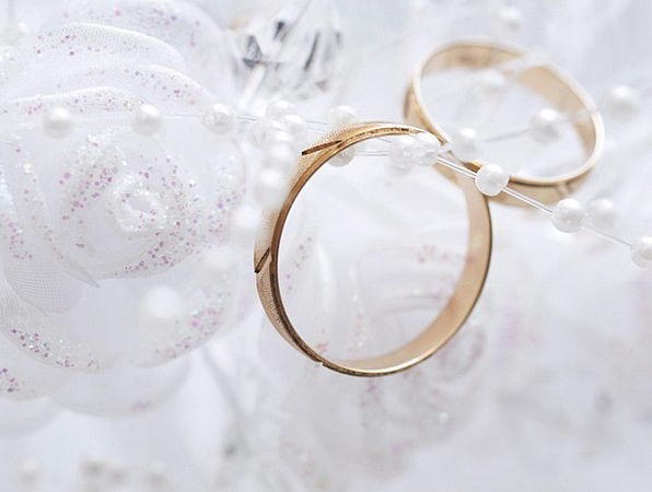 Ring Finger Jewelry Circle
