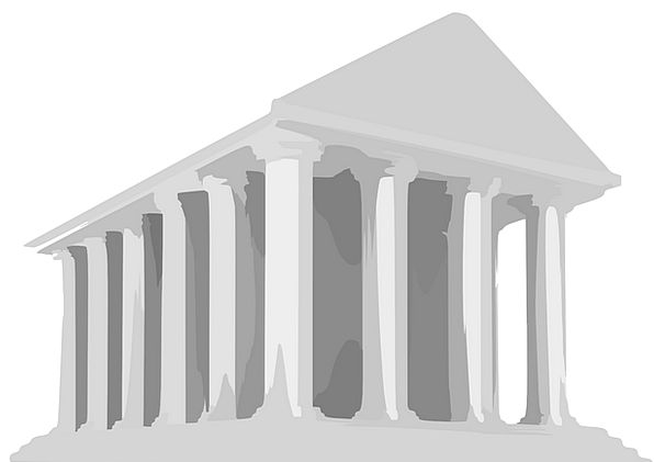 Maison Carrée Classical Temple Shrine Roman Caesar