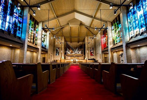 Sanctuary Preserve Ecclesiastical Worship Adoratio