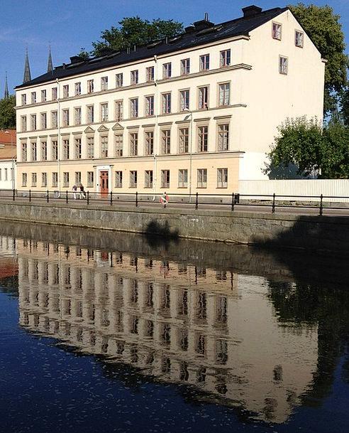 Uppsala Buildings Architecture Still Motionless Fy