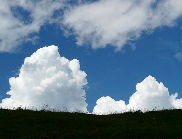 Cloud Mist Cumulus Cumulus Clouds Thunderstorm Sto