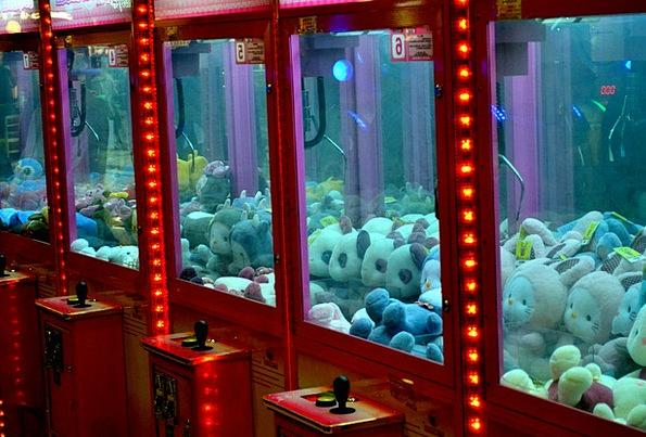 Arcade Colonnade Finance Mechanism Business Grab C