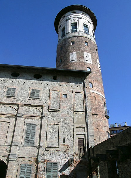 Torre Merate Palazzo Prinetti