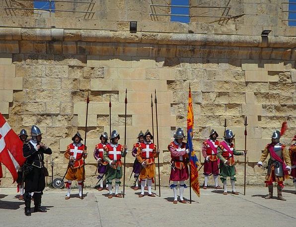 Knight Cavalier Protection Malta Defense Knights H