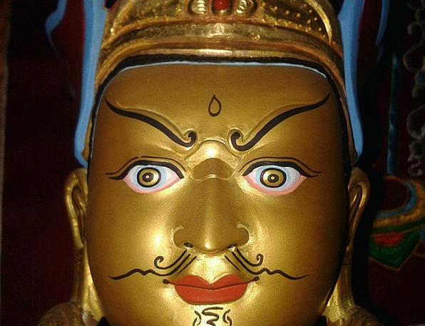 Buddha Tibetan Buddhism Guru Rinpoche Padmasambhav