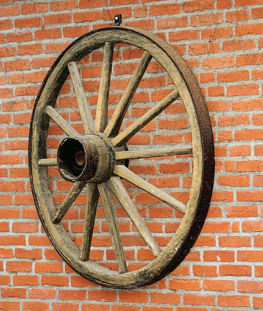 Wagon Wheel Textures Partition Backgrounds Hauswan