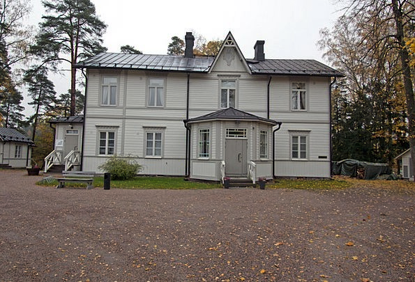 Old House Onnela Finland