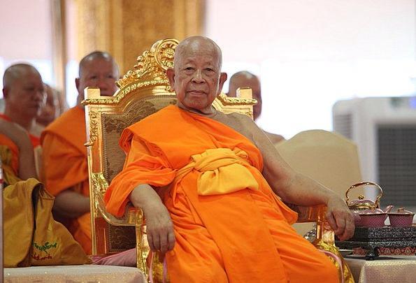 Supreme Patriarch Patriarch Paterfamilias Buddhist