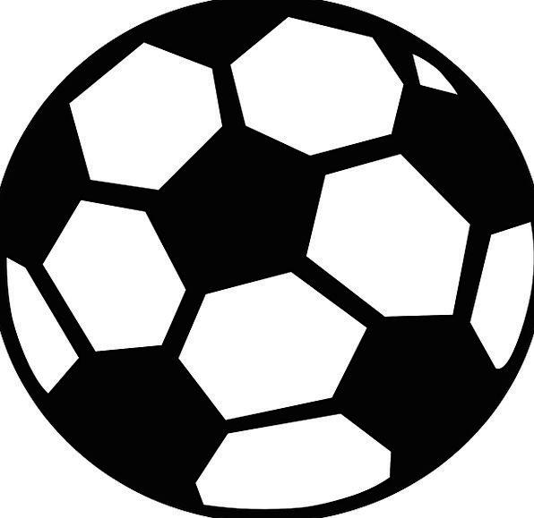 Soccer Football Ball Sport Diversion Free Vector G