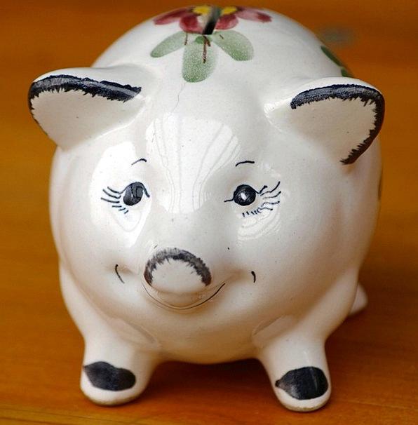 Piggy Bank But Piglet Save Economical Inexpensive