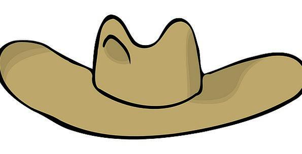 Cowboy Hat Cap West Hat Headgear Cowboy Unreliable