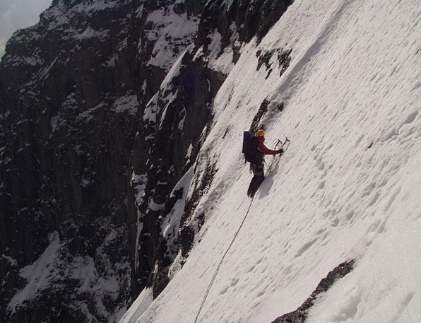 Eiger Climb Hike North Wall Traverse Of The Gods I