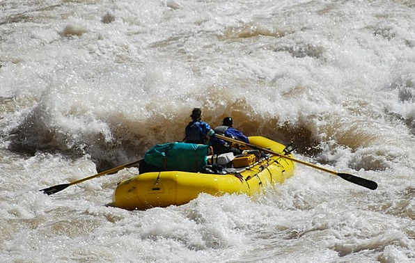 Grand Canyon Colorado River Arizona Sport Whitewat